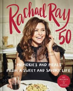 Book Cover: 'Rachael Ray 50'