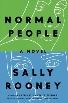 Book Cover: 'Normal people'