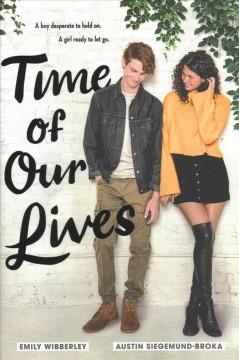 Book Cover: 'Time of our lives'