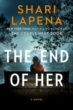 Book Cover: 'The end of her'