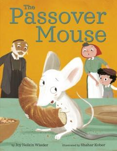 Book Cover: 'The Passover mouse'