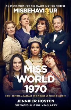 Book Cover: 'Miss World 1970'