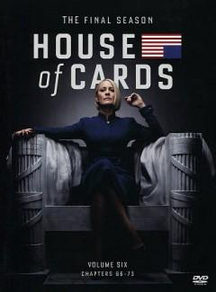 House of cards Final season
