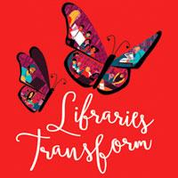 National Library Week 2016 logo