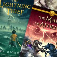 books by Rick Riordan
