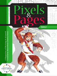 Pixels & Pages 2012 cover