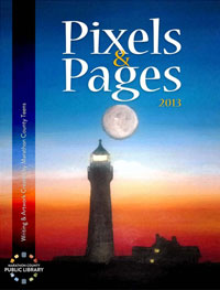 Pixels & Pages 2013 cover