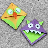 origami owls and monsters
