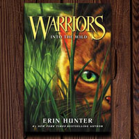 Warriors book covers